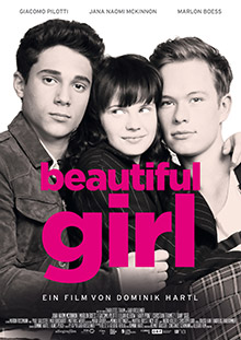 Filmplakat von Beautiful Girl
