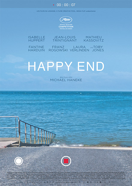 Filmplakat von HAPPY END