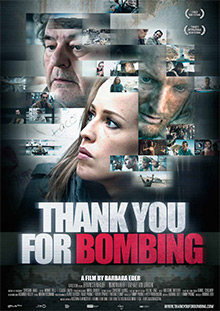 Filmplakat von Thank you for bombing